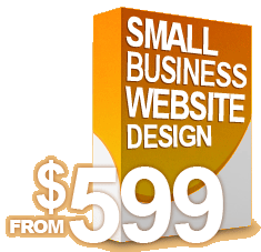 small business web design melbourne