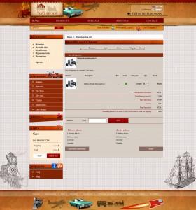 Toys e-commerce website design & development Melbourne