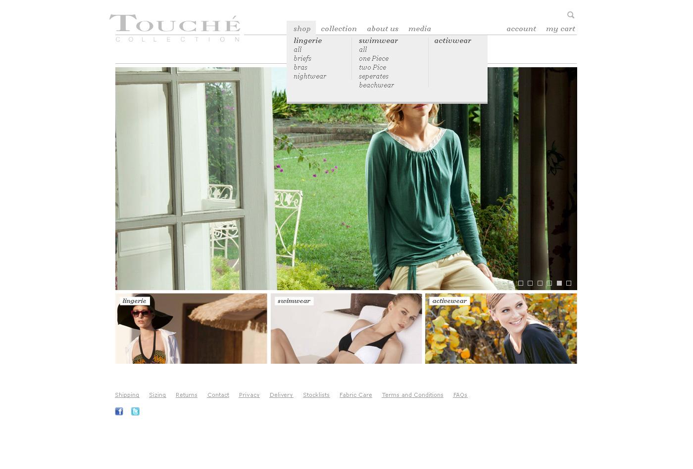 fashion shop web design melbourne